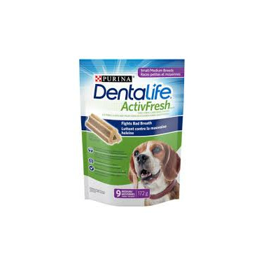 Purina Dentalife Activfresh Mini Dog Treats