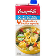 Campbell's - Chicken Broth - No Salt Added