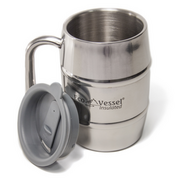 Eco Vessel - Double Barrel Insulated Mug