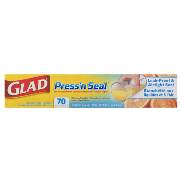 Glad - Press 'n' Seal Wrap