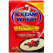 Cream Of Wheat 3 Minutes