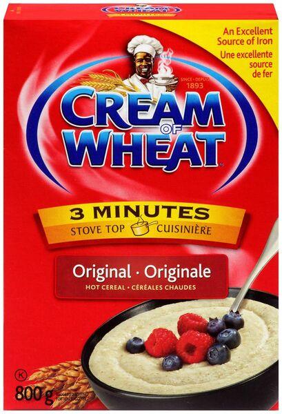 Cream Of Wheat 3 Minutes