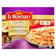 El Monterey Quesadilla Chicken & Montrey Jack