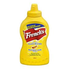 Frenchs - Yellow Mustard