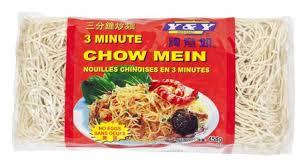 Y&Y - Chow Mein