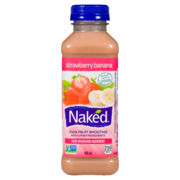 Naked - Strawberry Banana Juice