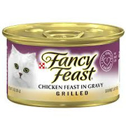 Fancy Feast - GRILLED Chicken in Gravy