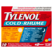 Tylenol - Cold Extra Strength Day Night