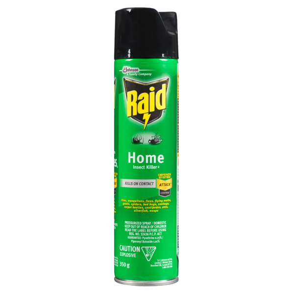 Raid Home Insect Killer