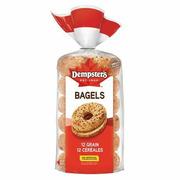 Dempster's 12 Grain Bagels