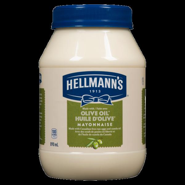 Hellmanns - Mayonnaise  Olive Oil