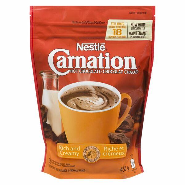 Nestle - Carnation - Hot Chocolate