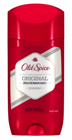 Old Spice Invisible Solid High Endurance Deod Original