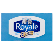 Royale - Facial Tissue 3ply 88ct