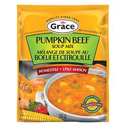 Grace - Pumpkin Beef Soup Mix