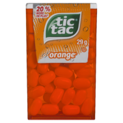 Tic Tac - T60 Orange