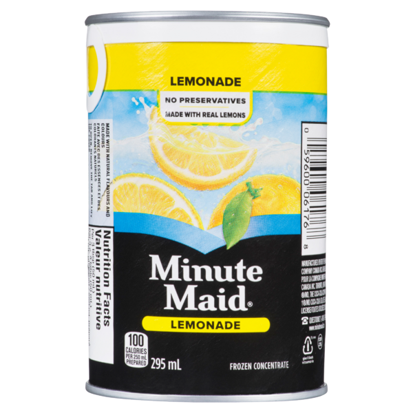 Minute Maid - Lemonade