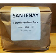 Santenay Ultra Fine Soft Wheat Flour
