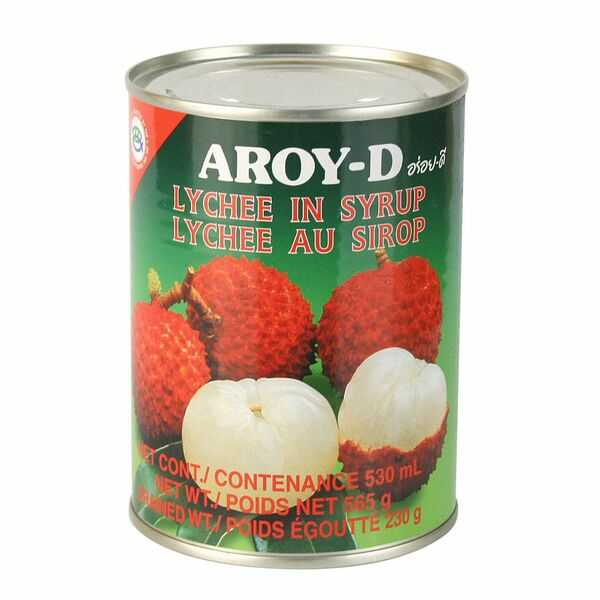 Aroy-D - Lychee in Syrup