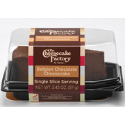 CCF - Belgian Chocolate Cheesecake