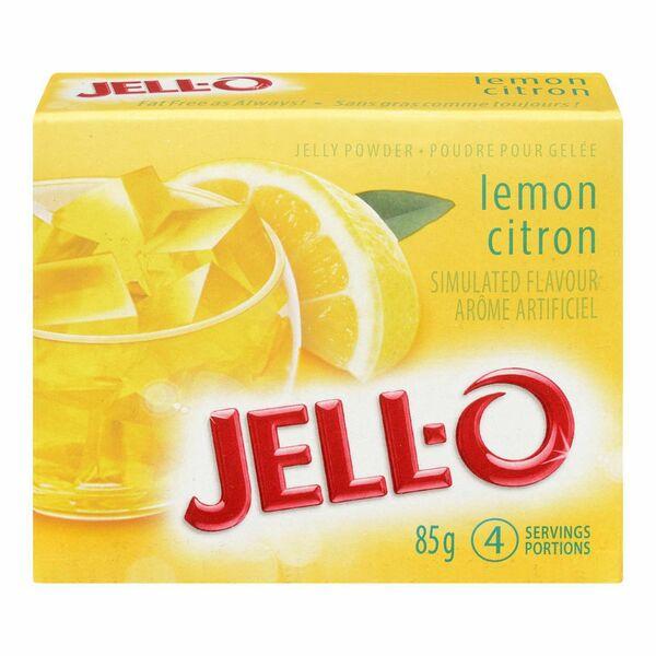 Jello Powder - Lemon