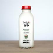 Harmony Organic - Glass Bottled Homogenized Milk