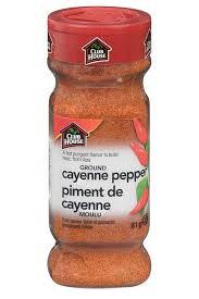 Club House - Cayenne Pepper
