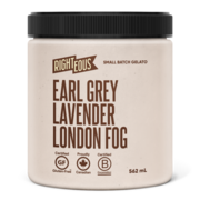 Earl Grey Lavender London Fog Gelato