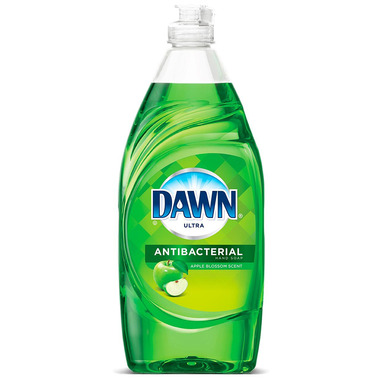 Dawn Dish Liquid - Ultra Anti Bacterial Apple Blossom