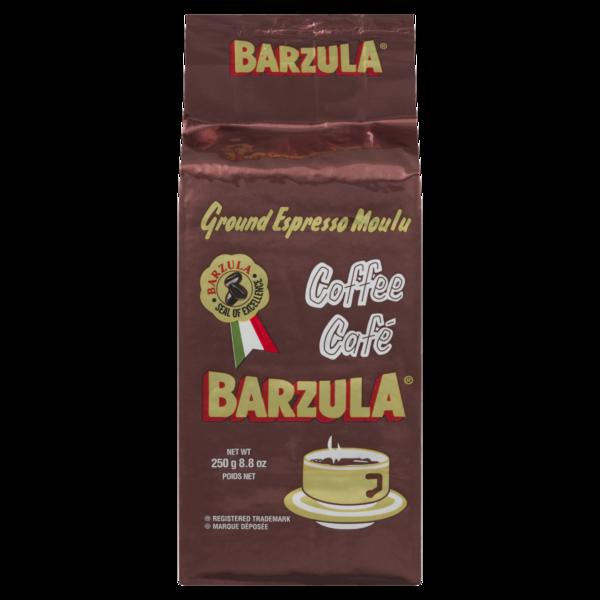 Barzula - Ground Espresso Coffee