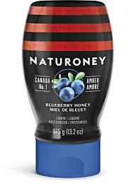 Naturoney - Blueberry Honey Squeeze