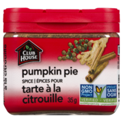 Club House - Pumpkin Pie Spice
