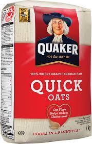 Quaker - Quick Oats