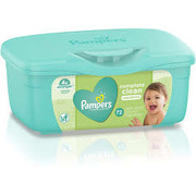 Pampers - Complete Clean Baby Wipes Unscented