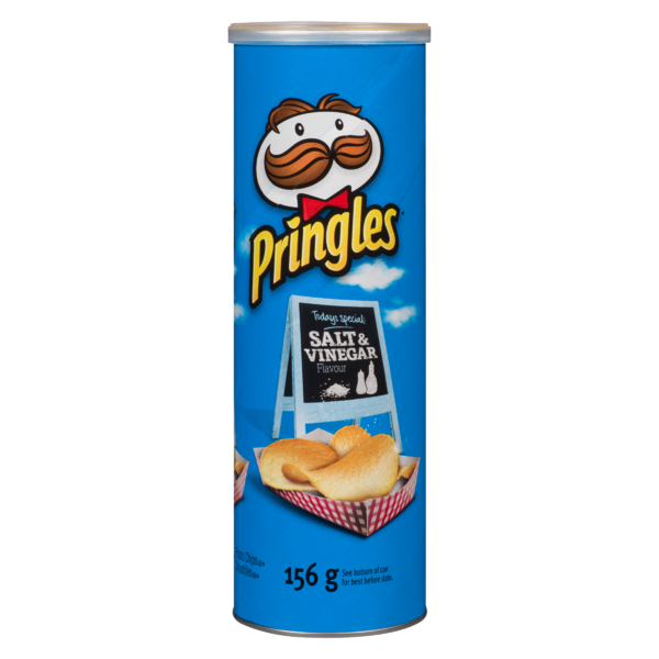Pringles - Salt and Vinegar