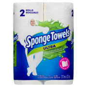 Sponge Towels - Ultra - CAS 2Roll