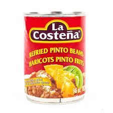 La Costena Refried Pinto Beans