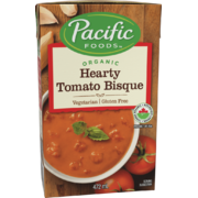 Pacific Foods - Hearty Tomato Bisque - Organic