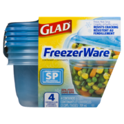 Glad - Freezerware Small