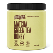Matcha Green Tea & Honey Gelato