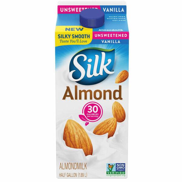 Silk - Almond - Vanilla - Unsweetened