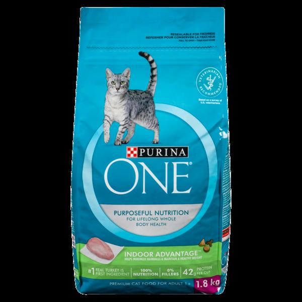 Purina One - Indoor Dry Cat
