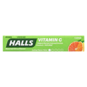 Halls - Defence Vitamin C Citrus