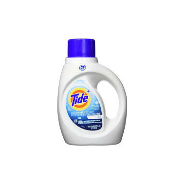 Tide - Liquid HE Cold Water Fresh Scent 19 Use