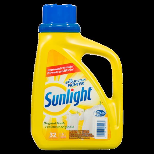 Sunlight Liquid Laundry Detergent - Original Fresh 32LOAD