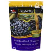 Europes Best - Wild Woodland Blueberries