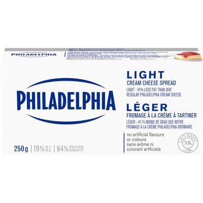 Philadelphia - Cream Cheese Spread - Light