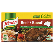Knorr - Boullion Cubes Beef