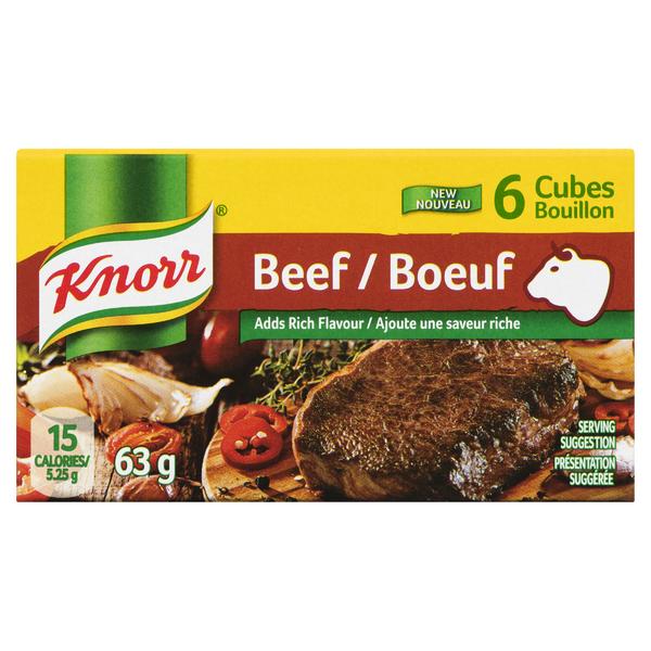 Knorr - Boullion Cubes Beef