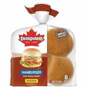 Dempster's Hamburger Buns